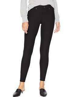 9aaa30898f3e53 HUE Fleece Lined Denim Leggings | Clothes Shopping | Denim leggings ...