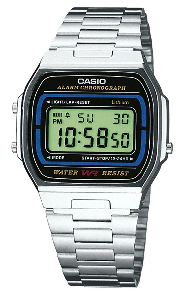 Casio Retro A164WA-1VES