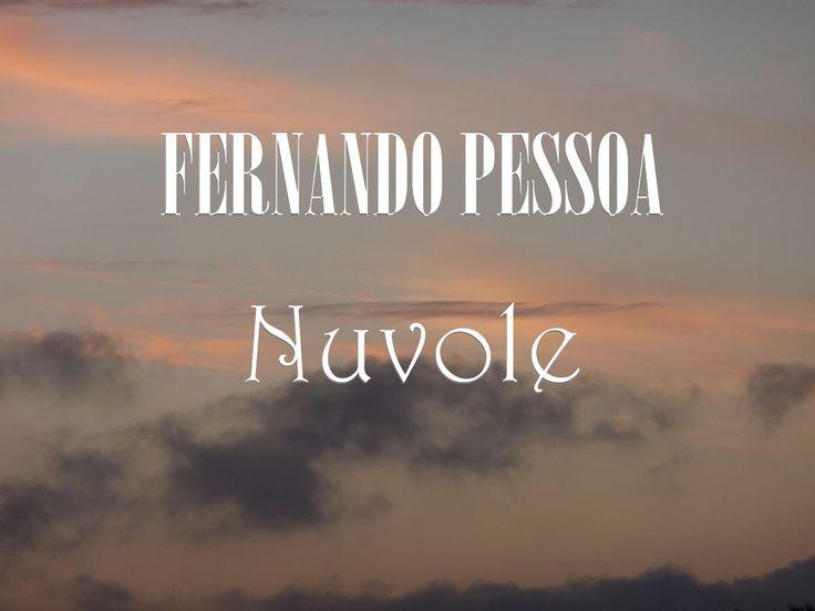 Fernando Pessoa - Nuvole