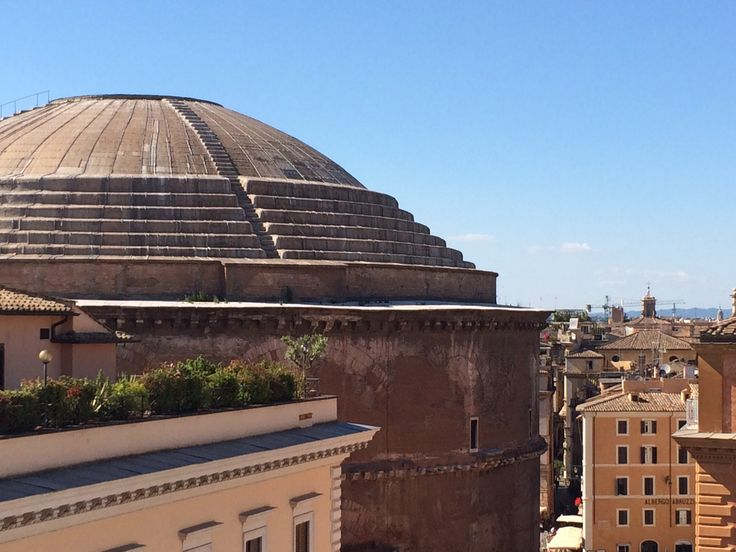 Roma Bellezza – View #Pamtheon