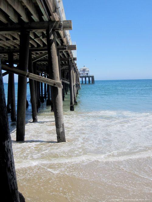 malibu! #Malibu #pier #beach