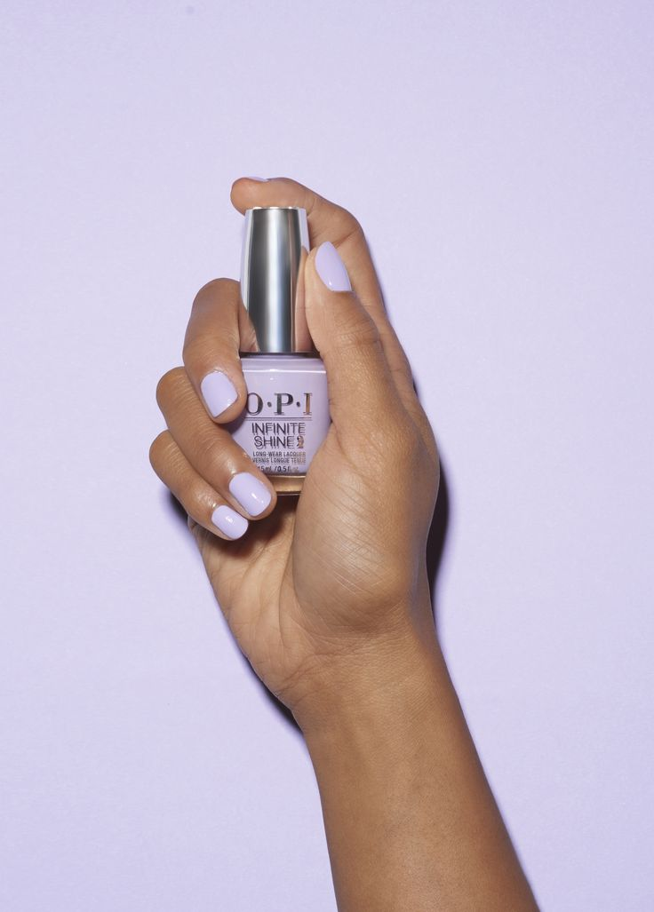 A pastel to balance the vibrant island of Fiji.  Shade shown: Polly Wanna Lacquer?
