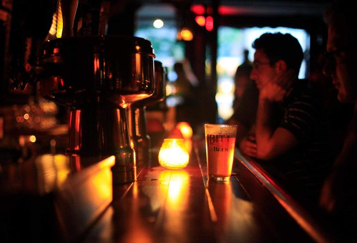The 16 Best Bars in the East Village: Proletariat, The Wren, Village Pourhouse... gang's all here.