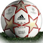 Adidas Finale Madrid is official final match ball of Champions League 2009/2010