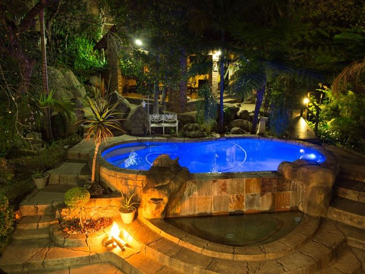 Beetleloop Guesthouse - Beetleloop Guesthouse is situated in the heart of Nelspruit and nestles on the border of a nature reserve.  This guest house will captivate your senses with its serene beauty and relaxed African ambience.Wooden ... #weekendgetaways #nelspruit #southafrica
