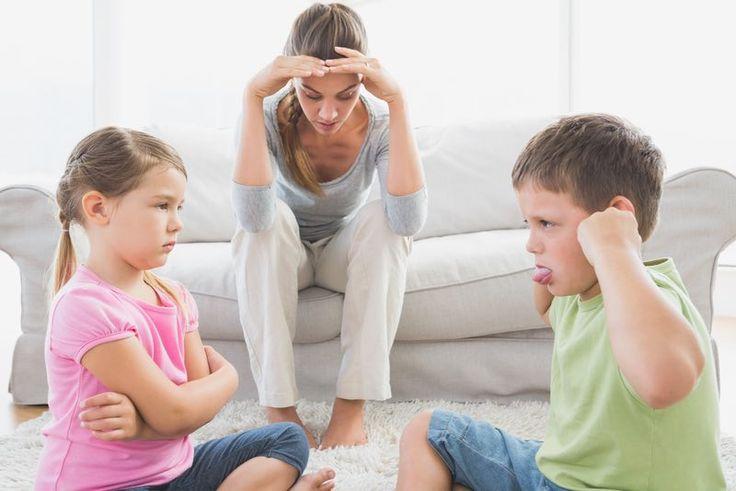 Se seus filhos brigam sem parar veja aqui como resolver o problema entre os irmão e ter uma vida mais tranquila em casa!