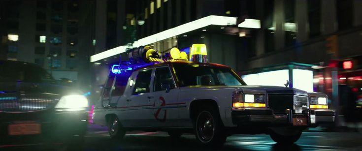 Ghostbusters Trailer Screenshots