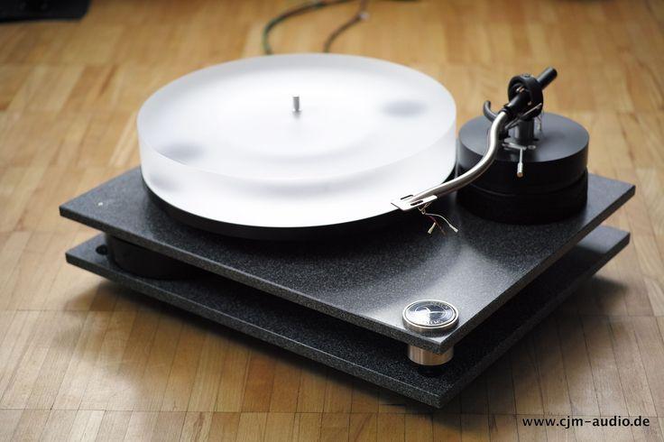 Reto Andreoli Plattenspieler + Zubehör - cjm-audio High End Audiomarkt für Gebrauchtgeräte