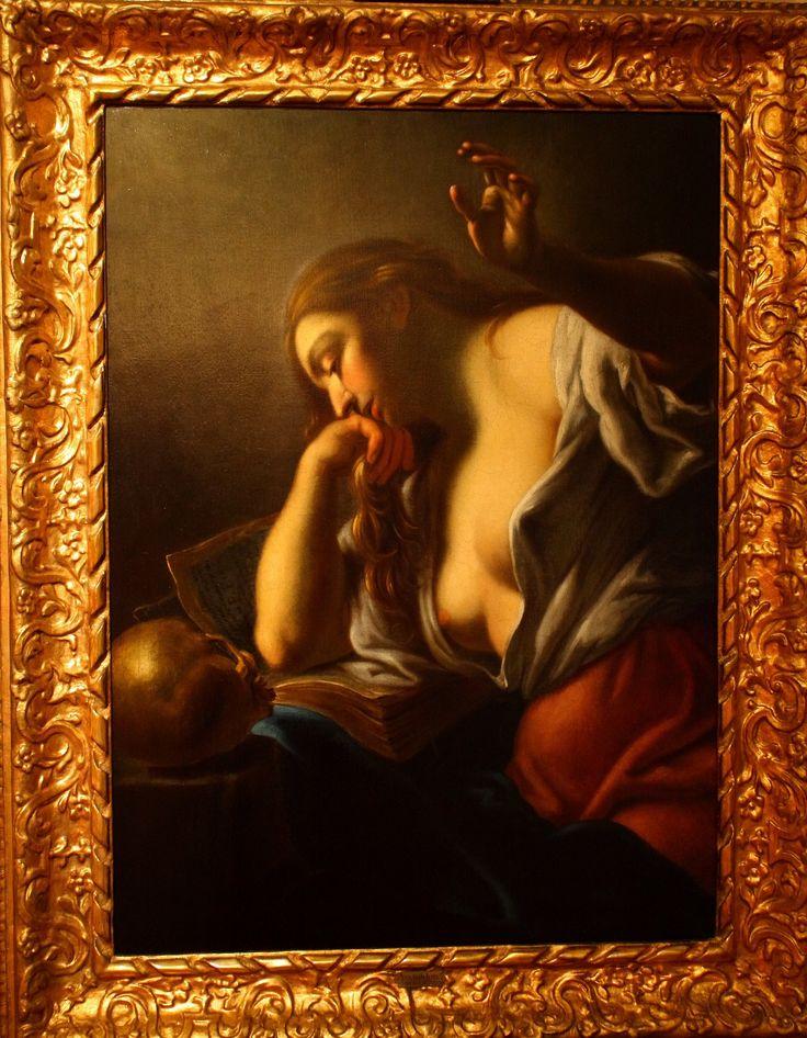 Petr Brandl - Kající se Máří Magdaléna