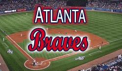 Atlanta Braves - BIG game tonight. LET'S GO BRAVES!!
