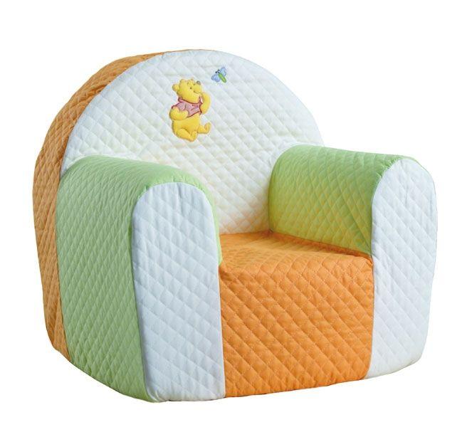 Cheerful Winnie The Pooh Baby Nursery Furniture Set : Orange Light Green  And White Winnie The