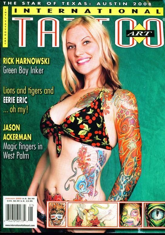 10 best tattoo magazines images on pinterest tattoo for Best tattoo magazine