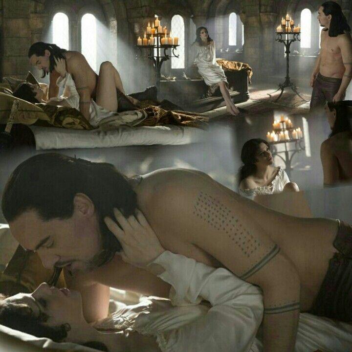 Dracula. Gotta say that I love he has tattoos.