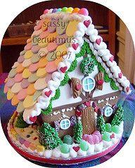 Adorable!: Christmas Time, Christmas Cookies, House Christmas, Christmas Gingerbread House, Christmasgingerbread House, Breads House, Gingers Breads, Gingerbreadh Gingerbread, Adorable Gingerbread