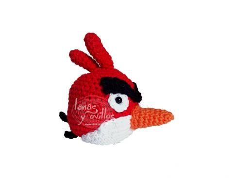 Angry Bird Amigurumi Patron : 101 best images about Amigurumis, tecnicas y detalles on ...