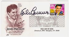 Vicki Lawrence Signed First Day Cover 1993 Elvis Presley 29 Cent Stamp Autograph
