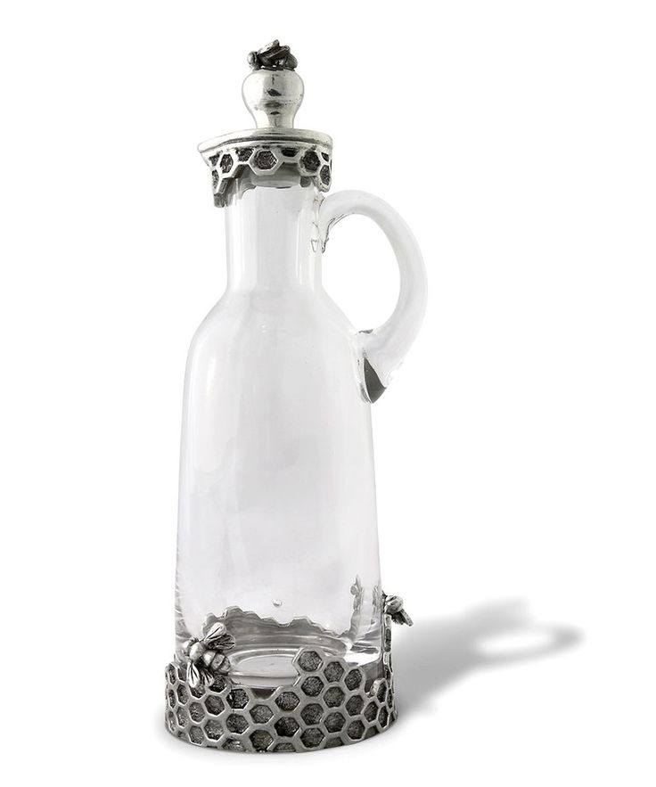 Bee Syrup Pitcher
