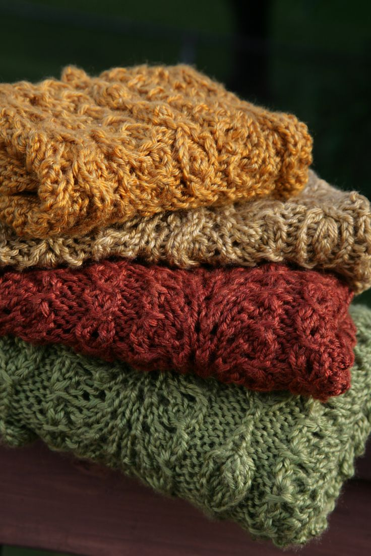 Beautiful Knitting Patterns : 603 best images about crochet or knit afghans & blankets on Pinterest G...