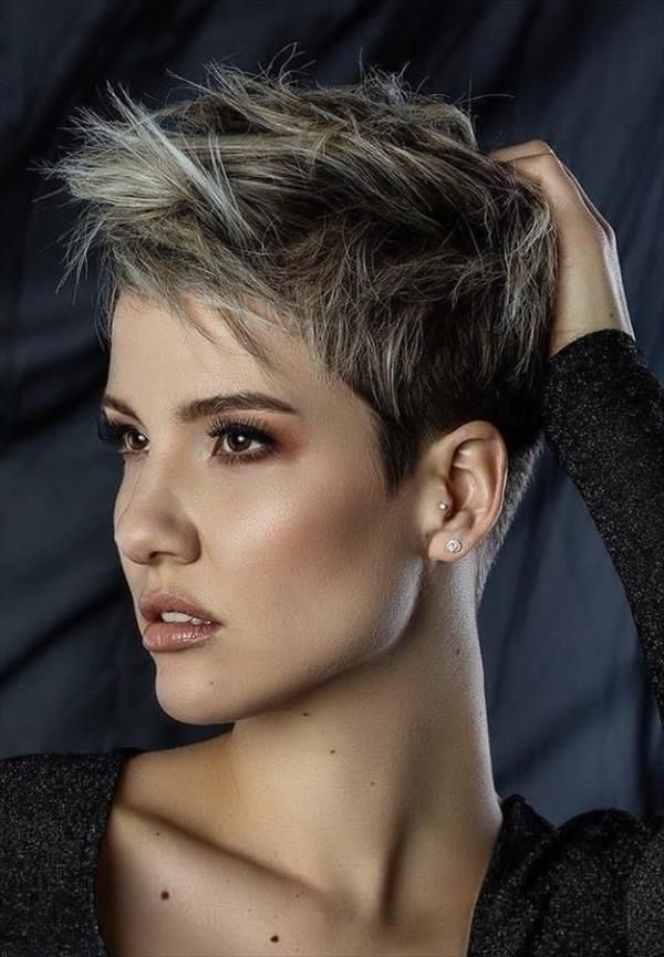 10++ Short hairstyles 2021 female ideas ideas in 2021
