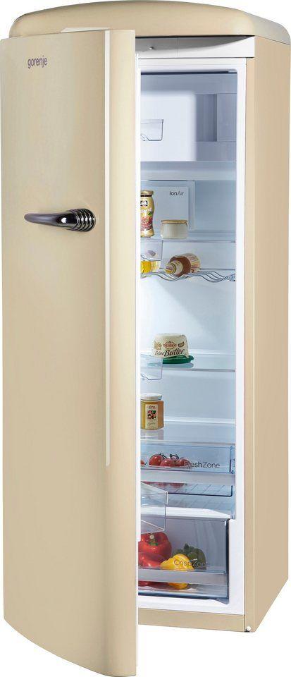 GORENJE Kühlschrank ORB 153 C-L, A+++, 154 cm hoch