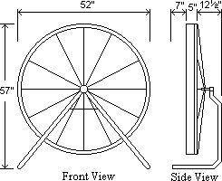 How to Build a Cat Exercise Wheel, Part 1 | Jill Yotz