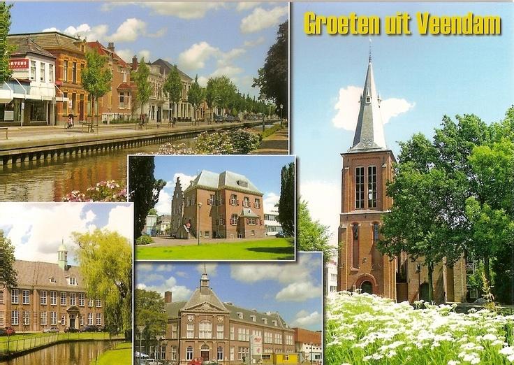 Groeten uit Veendam
