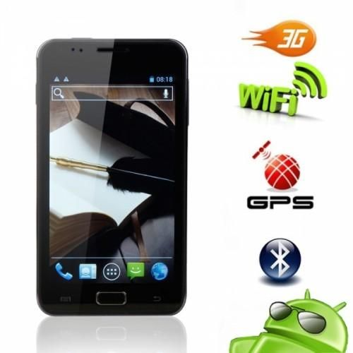 """Amazing prices at #DIGI4LESS!   5.0"""" Android 4.0 Touch Screen Phone"""