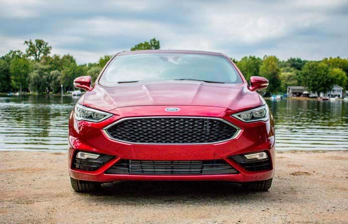 2019 Ford Fusion as Beautiful Sedan Redesign in Hybrid System
