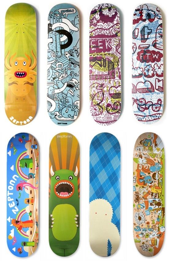 165 best skateboard design images on Pinterest | Skateboard design ...