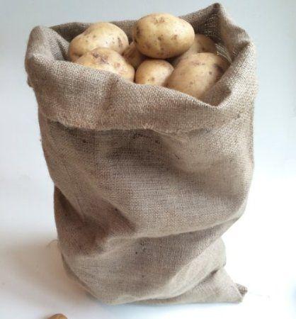 Nutley's 45 x 60cm Hessian Potato/Vegetable/Onion Sack
