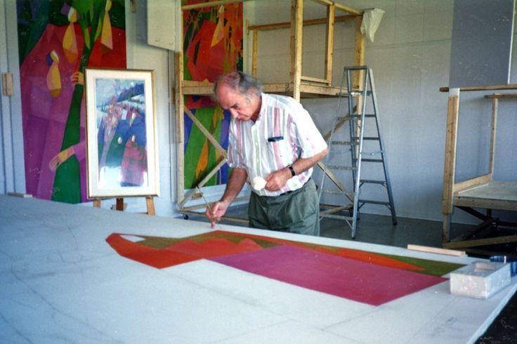 Claude Le Sauteur (1926-2007): l'œuvre artistique clairvoyante d ...
