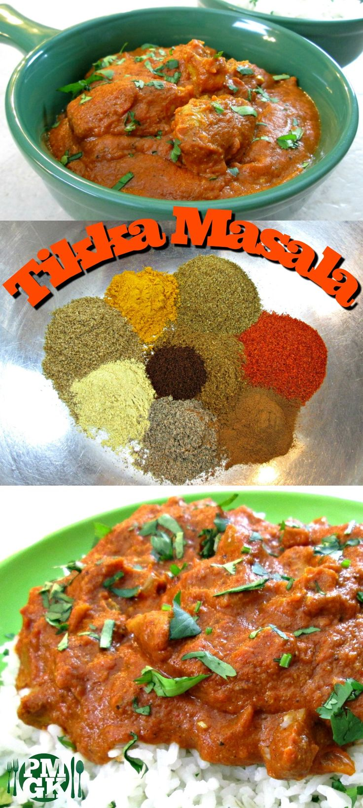 Truly, this is the BEST Chicken Tikka Masala recipe.  It's easy to make and, believe it or not, I don't cut any corners.  So you're getting the real deal.  Plus, I give you an awesome short video tutorial to show you exactly how to do it, so you're guaranteed to not make any mistakes.  You can thank me by sharing this recipe and/or becoming one of Patrons!  Poor Man's Gourmet