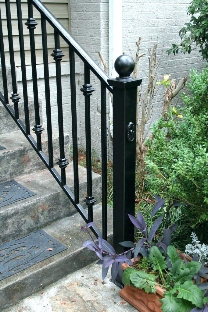 Image Result For How Much Should External Wrought Iron Step Rails Cost Outdoor Stair Railing Iron Railings Outdoor Railings Outdoor