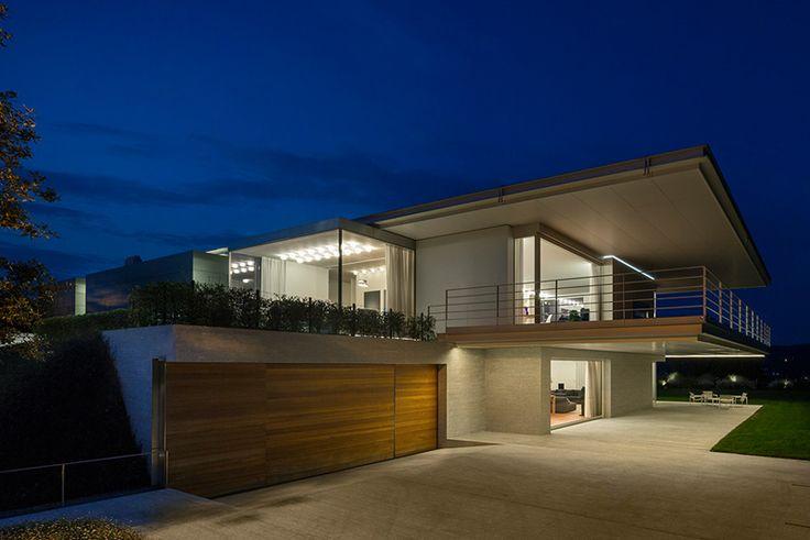 Zaetta Studio design a new home for a couple with three children | CONTEMPORIST