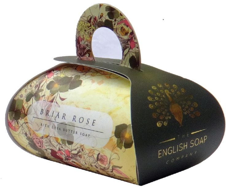 Briar Rose Large Bath Soap