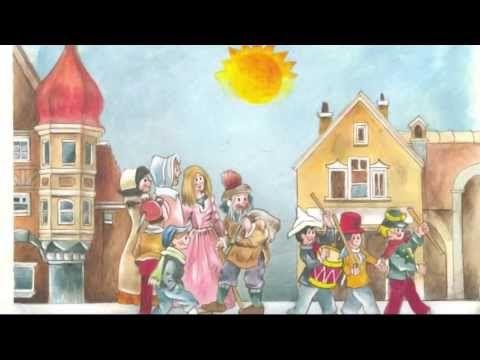 Il sole e la luna - fiaba per bambini - - YouTube