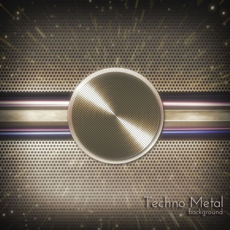 Abstract Techno 3D Metallic Square Backgrounds. 7 Hi-res JPG files. 3500×3500, 300 DPI. Work with Metal Design Project Series.