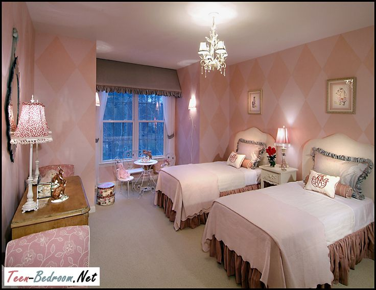 Bedroom For Teen Sisters 1 From Teen Bedroom Please