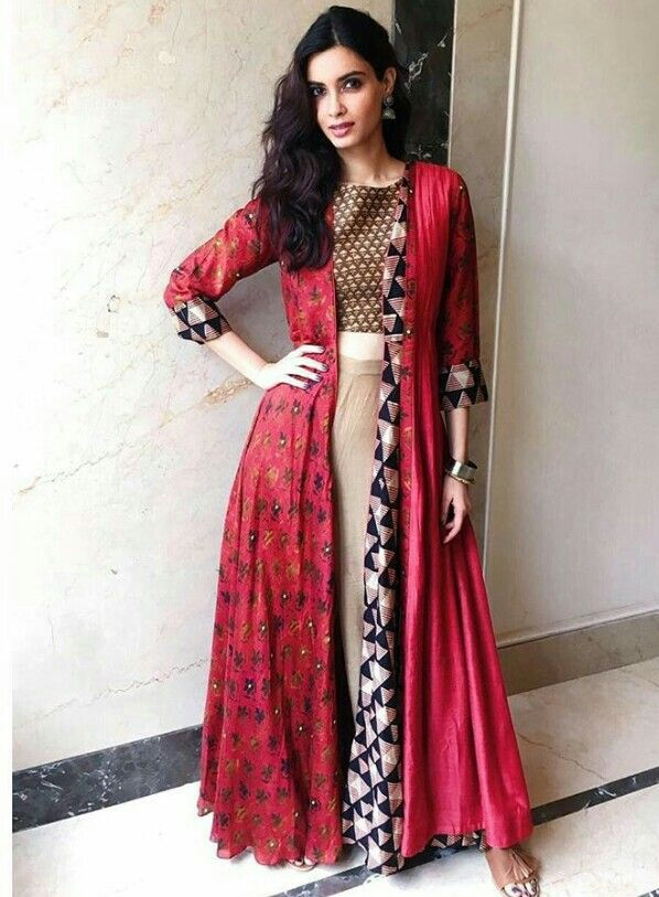 Diana Penty is a traffic stopper in label by Anushree