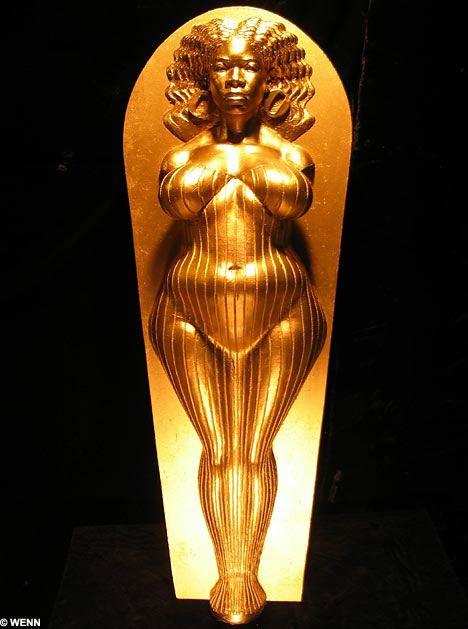 fertility goddess ... hey. i'm a goddess!!! :)