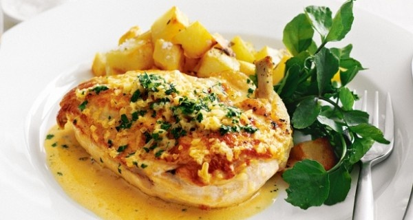 http://onlydish.com/chicken-diane/ - Relive the classics with this retro chicken Diane recipe and see why our parents and grandparents loved it!