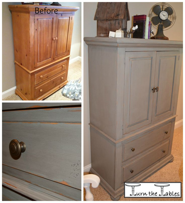Chalk Paint Kitchen Cabinets Durability: 1000+ Images About Large Cabinets, Hutches, Display Cases