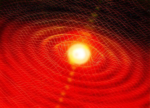 Onde gravitazionali, prima prova diretta dell'esistenza dei buchi neri