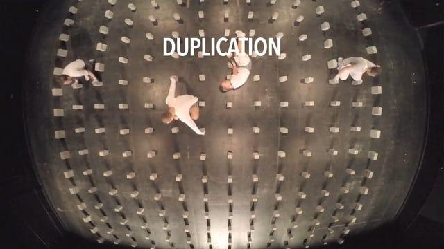Choreography : James Batchelor. Metasystems: Duplication