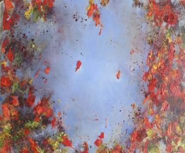 "Saatchi Art Artist Adrienne Silva; Painting, ""All the Time"" #art"