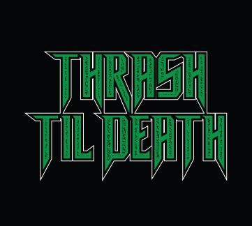 Thrash metal patch store minneapolis