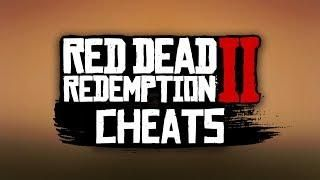 ps4 red dead redemption 2 cheat codes