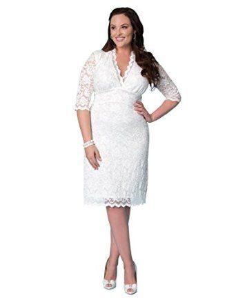 Luxe Lace Wedding Dress  Kiyonna