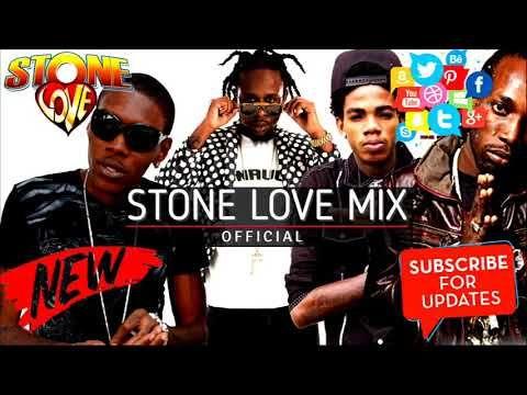 Stone Love 2018 Dancehall Mix Vol 3 PopCaan, Alkaline