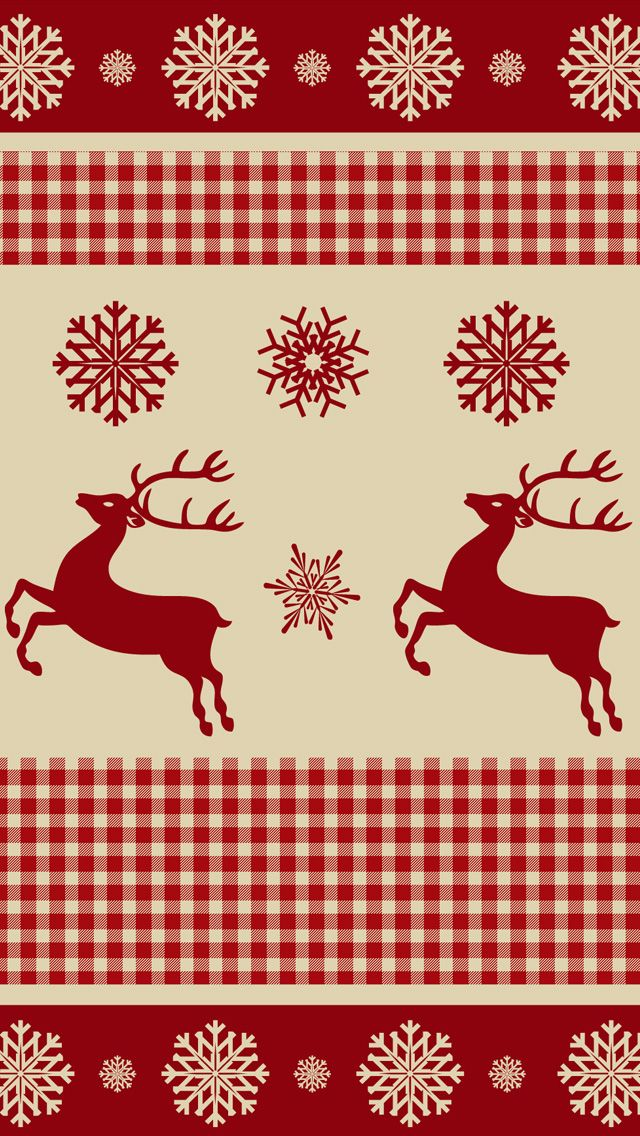 Plad Christmas Background